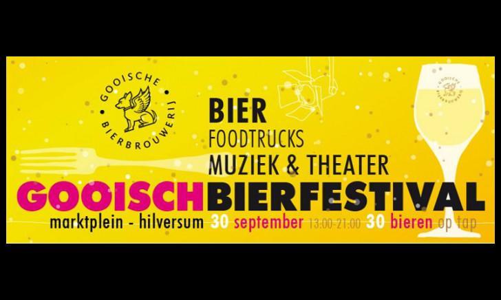 Afbeelding, Het Gooisch Bierfestival in Hilversum