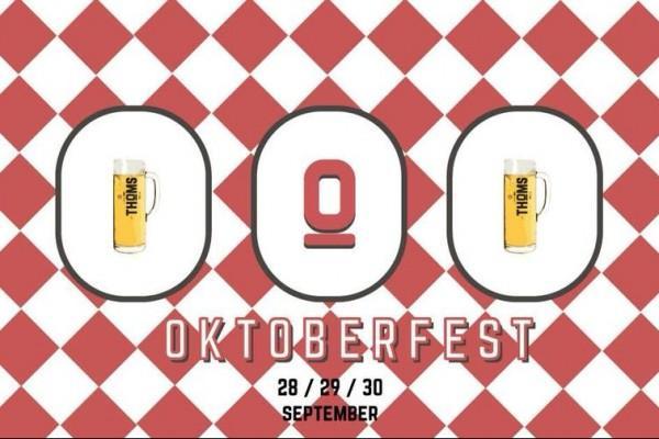 Driedaags Oktoberfest bij THOMS Stadsbrouwerij