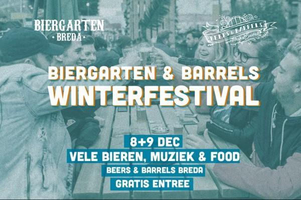 Biergarten & Barrels Winterfestival 2018