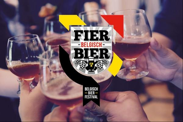 Fier Belgisch Bier - Belgisch Bierfestival Utrecht