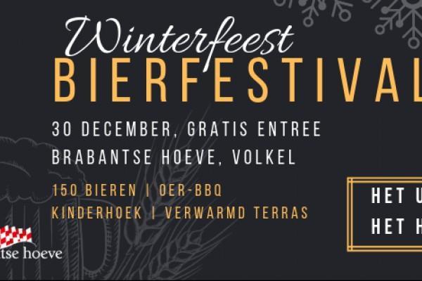Winterfeest bierfestival