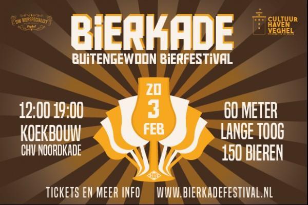 Bierkade - Buitengewoon bierfestival 2019