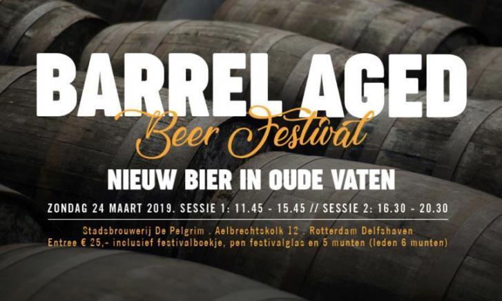 Barrel Aged Beer Festival