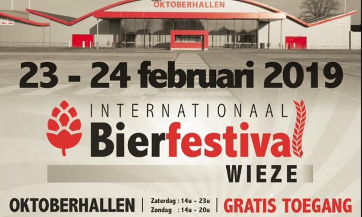 Internationaal Bierfestival Wieze