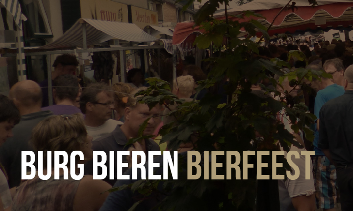 Burg Bieren bierfeest