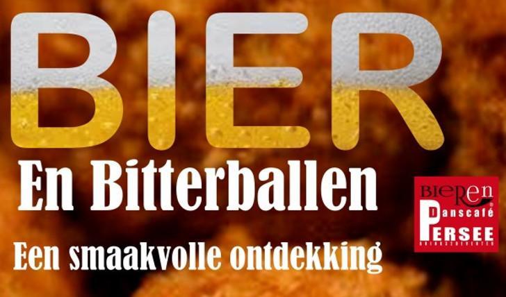 Proeverij bier en bitterballen
