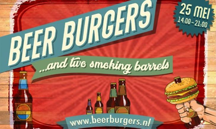 Beer, Burgers and Two Smoking Barrels 2019