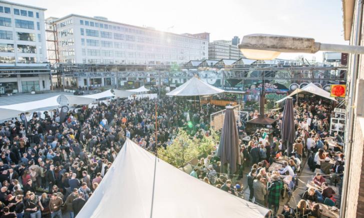 Bier & Big End Of Winter: craftbeer & food festival