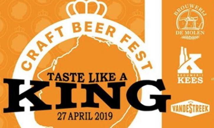 Taste like a king: Troubadour's Craftbeer Fest