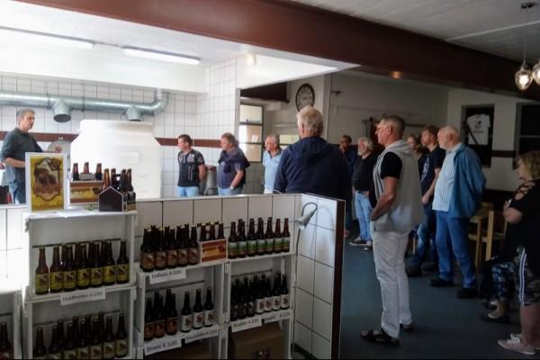 Kijkje in Brouwerij bij Jonge Beer
