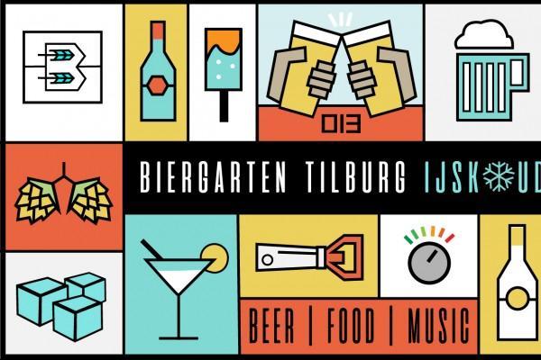 Biergarten Tilburg IJskoud 2019