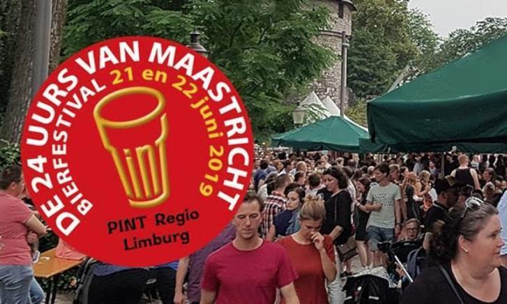 Bierfestival de 24uurs van Maastricht 2019