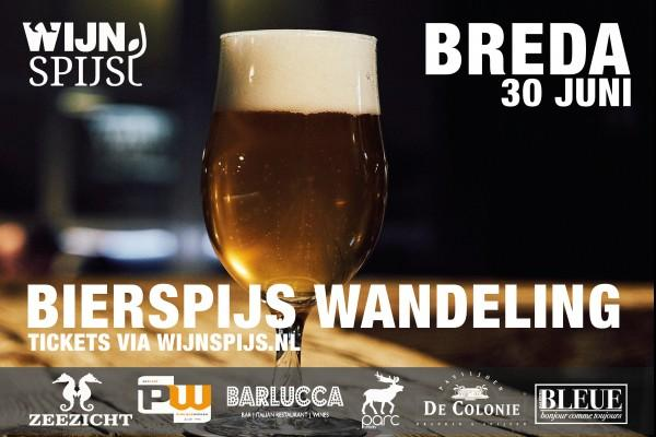BierSpijs Wandeling Breda