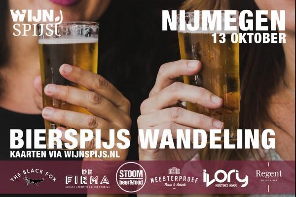 BierSpijs Wandeling Nijmegen