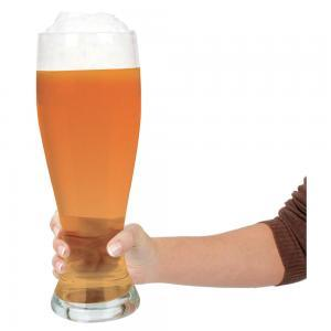 Extra groot bierglas