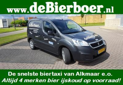 Bierkoerier de Bierboer uit Alkmaar