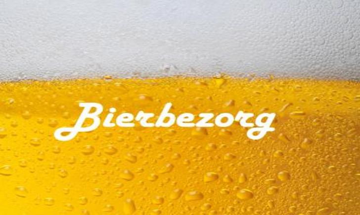 bier bezorgd