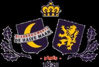 Brouwerij de Halve maan Hulst logo