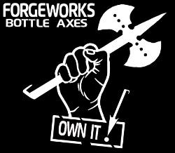 Forgeworks Battle Axes