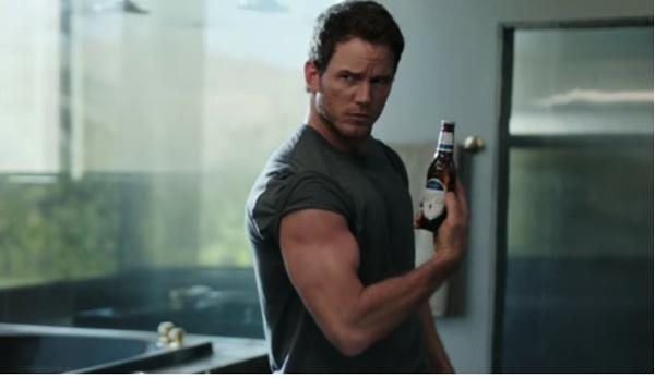 Michelob Ultra Super Bowl commercial