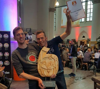 Gajes Bruut Bier winnaar Dutch Beer Challenge 2016