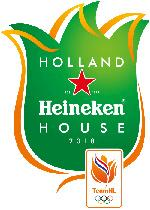 Holland Heineken House logo 2018