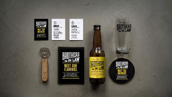 Brothers in Law Brewing spullen