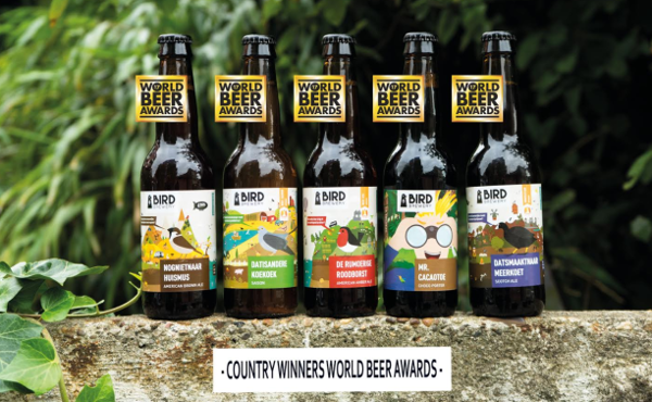 Bird Brewery Country Winners 2017
