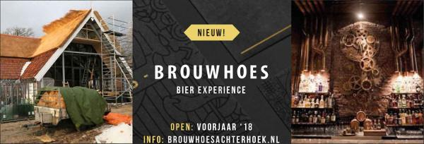 Brouwhoes bier experience