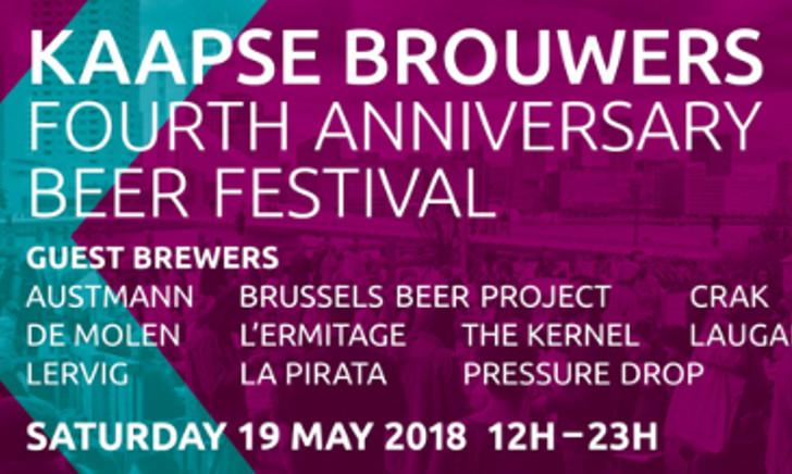 Internationaal craftbeerfestival