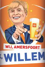 Koningsdag 2019 bier door Rock City Beers: Willem