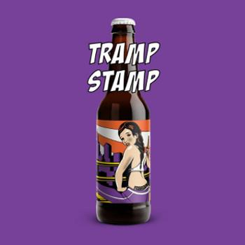Tramp Stamp: the perfect guilt-free bier