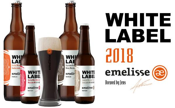 White Labels van Emelisse in 2018