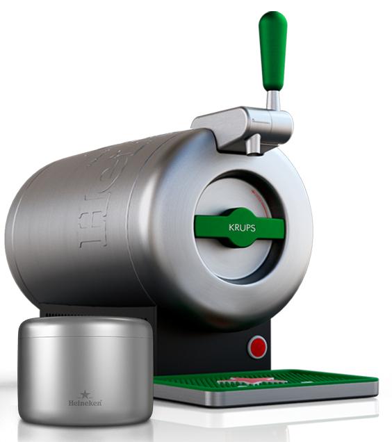 Heineken tapvat 5 liter gebruiksaanwijzing