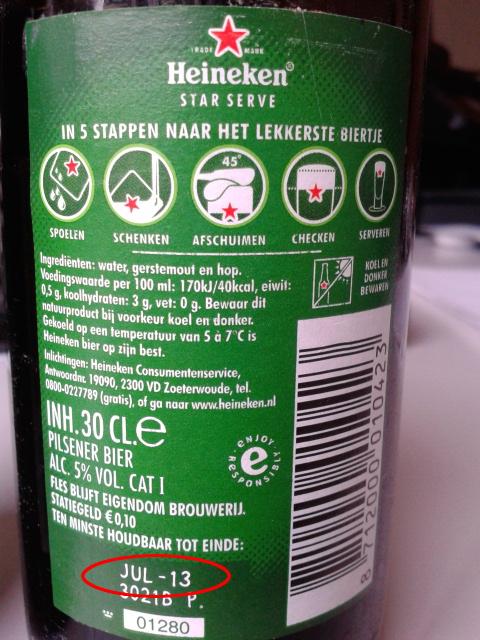 Bier Over Datum Is Dat Schadelijk Voor De Gezondheid