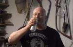 Bier koelen met katapult