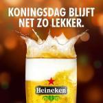 Heineken koningsdag