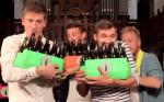 Bottle Boys spelen Billy Jean