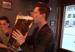 Super groot bierglas
