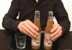 Bier truc: ijskoud bier in 2 seconden