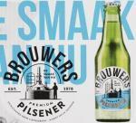Brouwers verpakking en logo