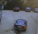 Dronken parkeren is best lastig