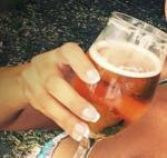 Biermeisje van de maand juli