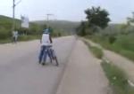 Dronken fietsen