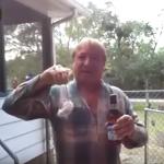 Biertje openen met een muis!