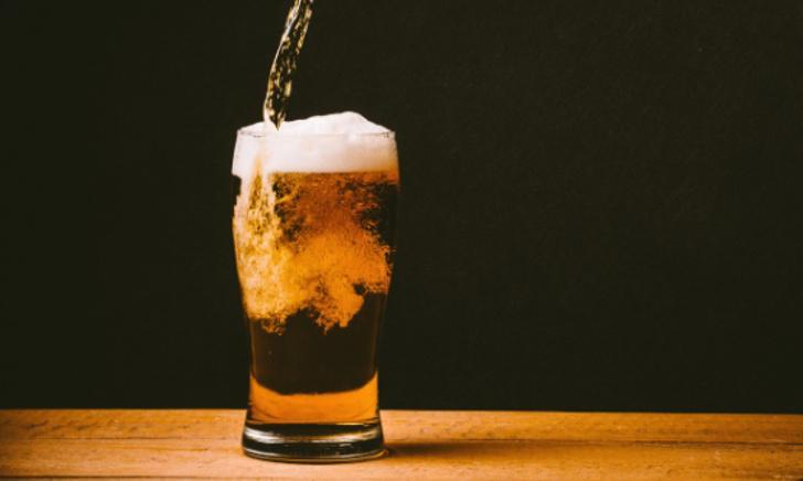 Bier inschenken doe je zo!