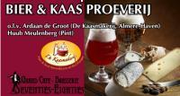 Bier en kaas proeverij Pint Flevoland