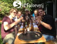 Bierproeverij op Zondag
