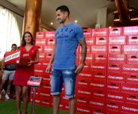 Spelers Sevilla krijgen hun gewicht in bier