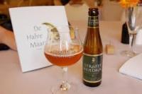 Brouwerij De Halve Maan maakt bierleiding